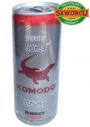 Energy Drink STRONG 250 ml - Skworcu.com.pl